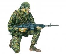 1:16 U.S. Navy Seal, Vietnam War