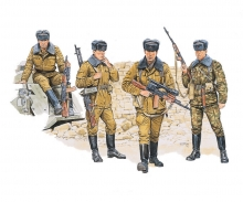 1:35 Soviet Motor Rifle Troops