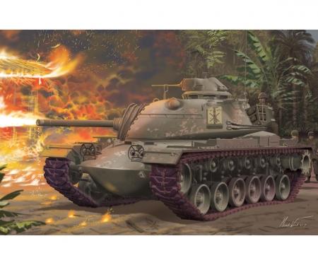1:35 M67 Flamethrower Tank