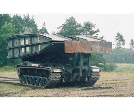carson 1:35 M60 AVLB (Arm.Vehic.Launch.Bridge)