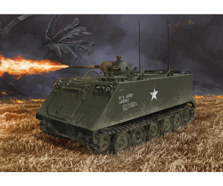 1:35 M132 Armored Flamethrower (SmartK)