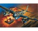 carson 1:48 Ju88P-1 w/75mm PaK 40