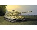 """1:35 E-100 Heavy Tank """"Nachtjäger"""""""