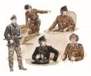 carson 1:35 German Tank Crew 1944/45