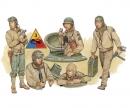 1:35 U.S. Tank crew ( NW Europe 1944)