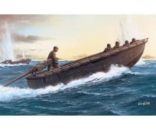 1:35 German Sturmboat w/Pioniere