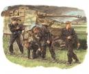 carson 1:35 Survivors, Panzer Crew (Kursk 1943)