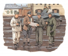 1:35 Commanders Conference (Kharkov '43)