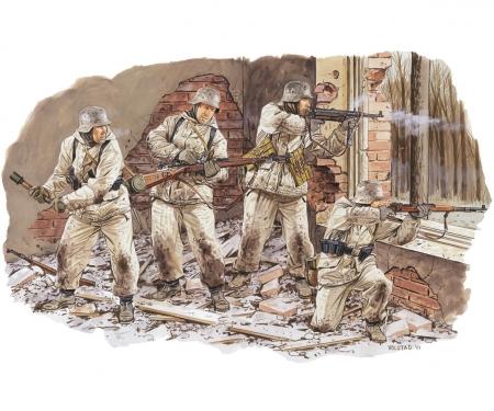 carson 1:35 Winter Combat Ostfront 42/43