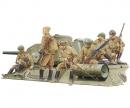 carson 1:35 Soviet Infantry Tank Riders