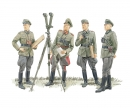 1:35 WWII German Command Staff
