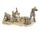 1:35 Fallschirmjäger 8cm Mortar Team