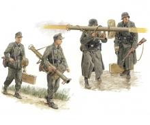 1:35 German Antitank Team/Panzerschreck