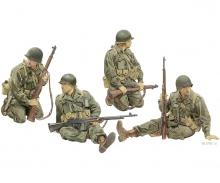1:35 U.S. Army Tank Riders 1944-45