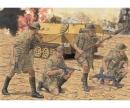 1: 35 Brit.8th Army Infantry, El Alamein