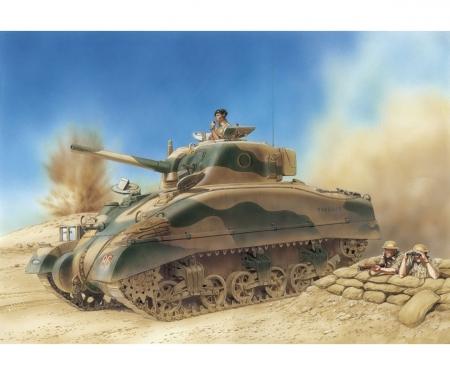 1:35 El Alamein Sherman (Smart Kit)
