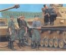 1:35 German Officers Kursk 1943