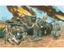 1:35 WWII Fig.-Set US Marines Peleliu'44
