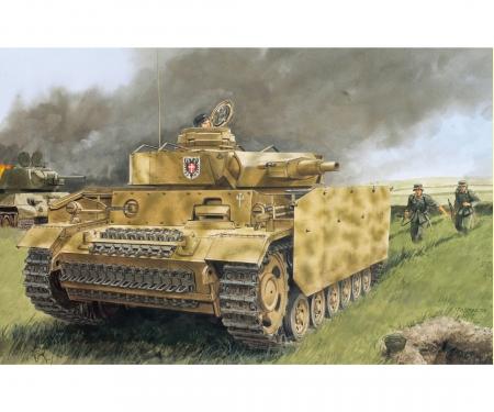 1:35 Pz.Kpfw.III Ausf.N Kursk 1943