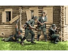 1:35 German Infantry Barbarossa 1941