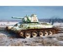 1:35 T-34/76 MOD. 1943 w/Commander Cupol