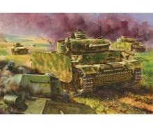1:35 Pz.Kpfw.III Ausf.M w/Schurzen,Kursk