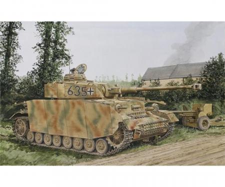 1:35 Pz.IV Ausf.H w/Zimmerit Mid Prod.HJ