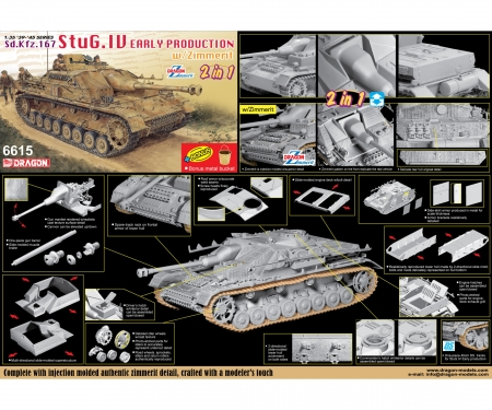 1:35 StuG.IV Early Production