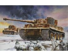 1:35 Sd.Kfz.181 Pz.Kpfw.VI Ausf.E TigerI