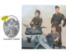 carson 1:35 Panzer-Regiment 7, 10.Pz.Div. 1941.