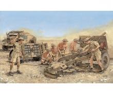 1:35 British 25-PDR. Field Gun Mark.II