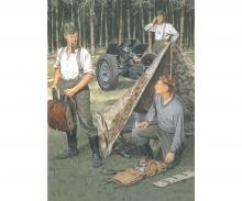 1:35 German Wehrmacht BIVOUAC