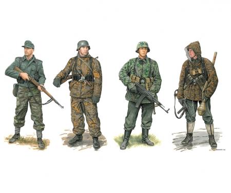 1:35 German Waffen Grenadiers 1944-45