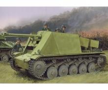 carson 1:35 5cm PaK 38 L/60 auf Fgst.Pz.Kpfw.II