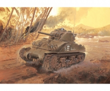 "1:35 M4 Sherman ""Composite Hull"" PTO"