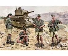 1:35 Gebirgsjägers Crete 1941
