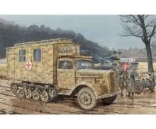 1:35 SD. KFZ. 3 Maultier Ambulance