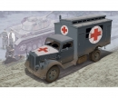 1:35 German Ambulance Truck