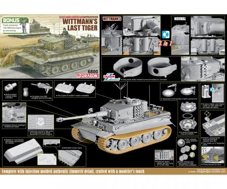 1:35 Wittmann's Last Tiger