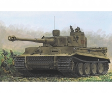 "1:35 Tiger I ""131"" s.Pz. Abt.504 Tunisia"