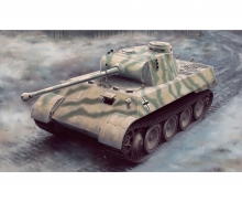 carson 1:35 Panther Ausf. D V2