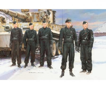 carson 1:35 Wittmann's Ace Tiger Crew