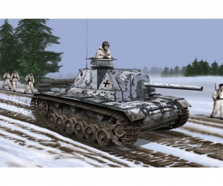 1:35 German SU-76i w/Cupola