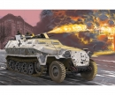 carson 1:35 Sd.Kfz.251/16 Ausf.C Flammpanzerwag