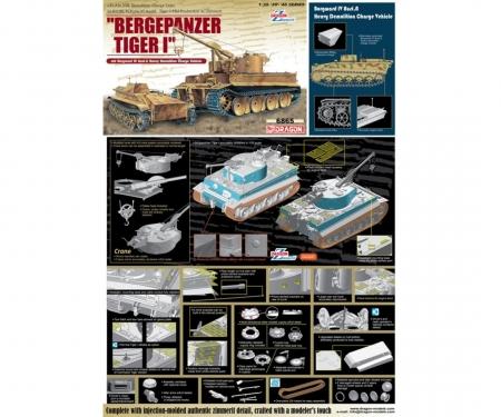 """1:35 """"Bergepanzer"""" Tiger I s.Pz. Abt.508"""