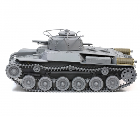 "carson 1:35 IJA Type 97 Medium Tank ""Chi-Ha"""