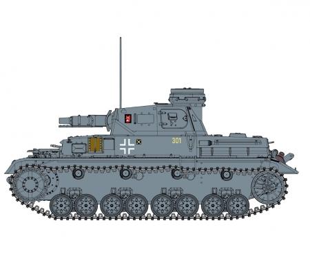 1:35 Pz.Kpfw.IV Ausf.D