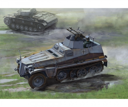 1:35 Sd.Kfz.250/4 Ausf A, leichter PzWg