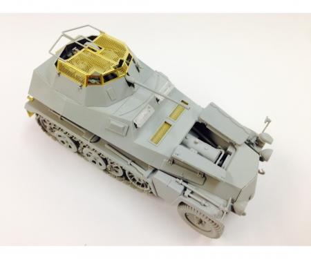 1:35 Sd.Kfz.250/9 Ausf.A le.S.P.W (2cm)