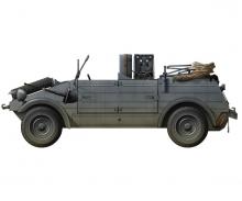 1:35 Kübelwagen Radio Car